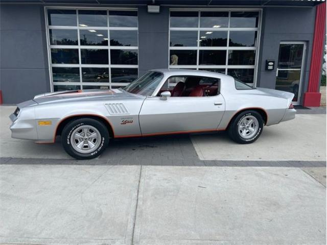 1978 Chevrolet Camaro (CC-1515723) for sale in Cadillac, Michigan