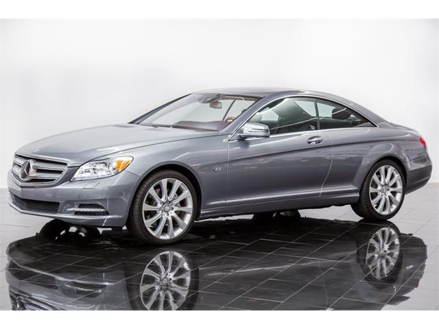 2012 Mercedes-Benz CL600 (CC-1515755) for sale in St. Louis, Missouri