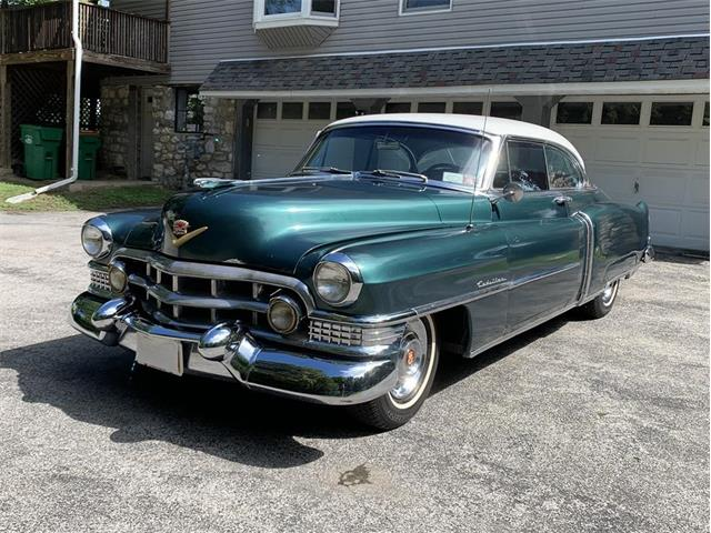 1952 Cadillac Coupe DeVille (CC-1515763) for sale in Poughkeepsie, New York