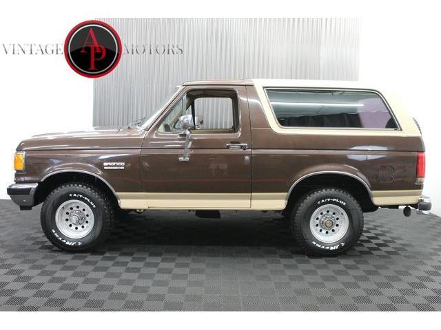 1991 Ford Bronco (CC-1515776) for sale in Statesville, North Carolina