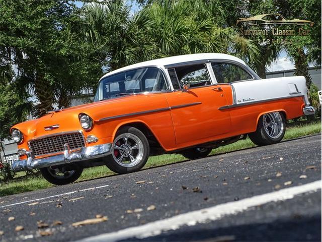 1955 Chevrolet Bel Air (CC-1515790) for sale in Palmetto, Florida