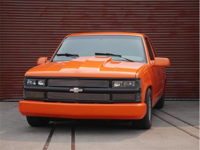 1995 Chevrolet C/K 1500 (CC-1515795) for sale in Reno, Nevada