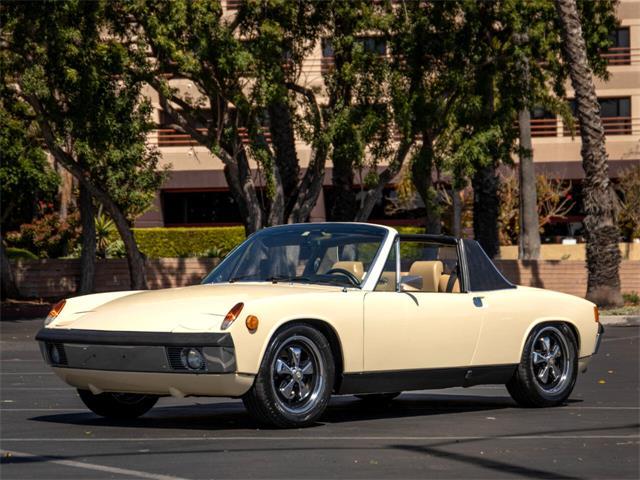 1970 Porsche 914 (CC-1510580) for sale in Marina Del Rey, California