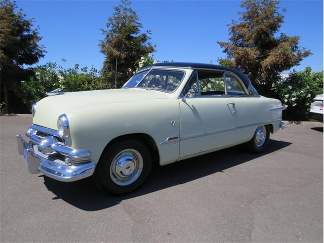 1951 Ford Victoria (CC-1515805) for sale in San Jose, California