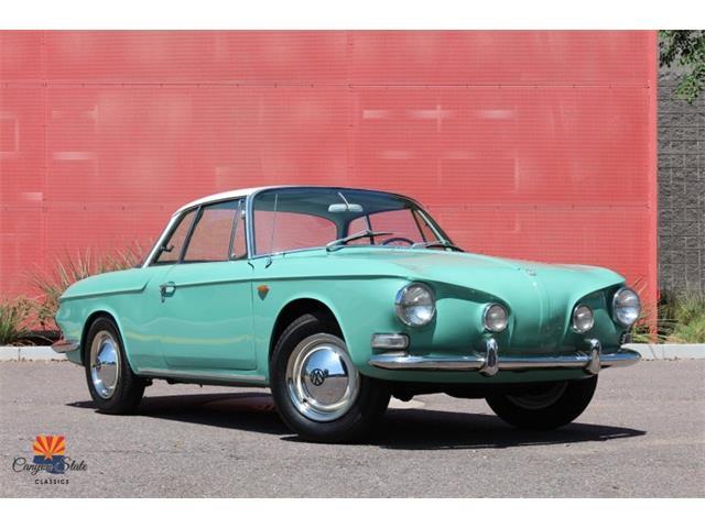 1963 Volkswagen Type 3 (CC-1515807) for sale in Tempe, Arizona