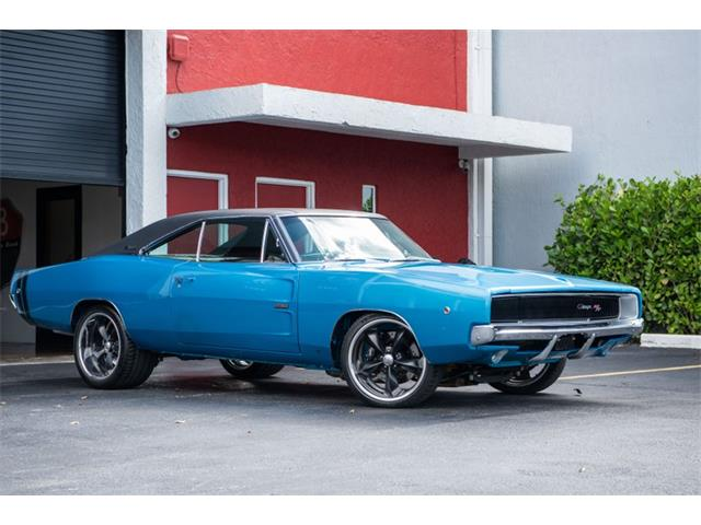 1968 Dodge Charger (CC-1515815) for sale in Miami, Florida
