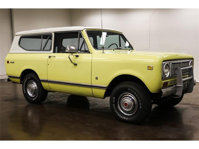 1974 International Scout (CC-1515821) for sale in Sherman, Texas