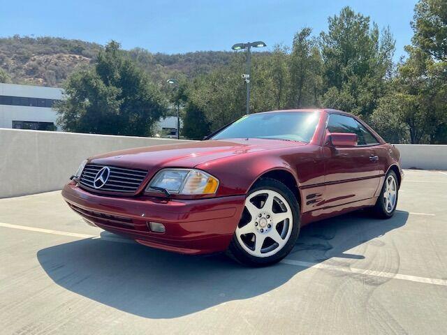 1997 Mercedes-Benz SL-Class (CC-1515827) for sale in Thousand Oaks, California