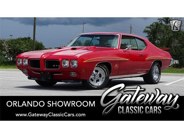 1970 Pontiac GTO (CC-1515843) for sale in O'Fallon, Illinois