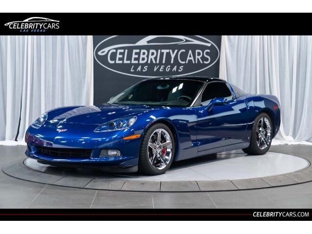 2007 Chevrolet Corvette (CC-1515857) for sale in Las Vegas, Nevada