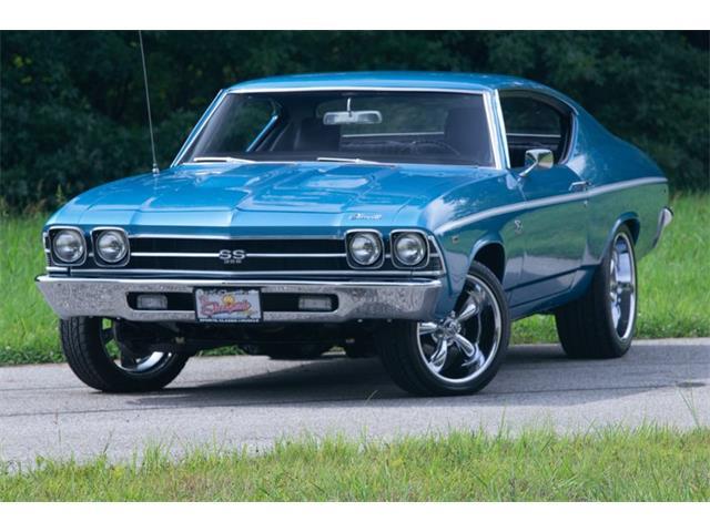 1969 Chevrolet Chevelle (CC-1515889) for sale in Elyria, Ohio