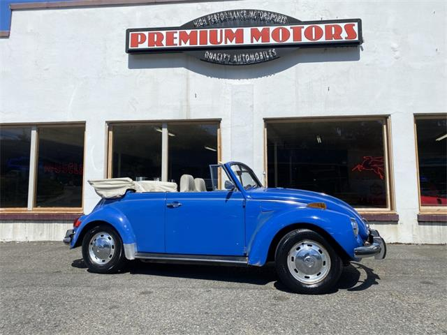 1972 Volkswagen Beetle (CC-1515903) for sale in Tocoma, Washington