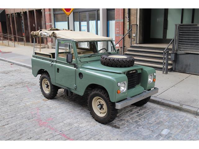 1973 Land Rover Series III (CC-1515920) for sale in New York, New York