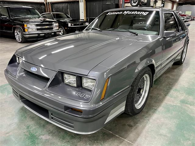 1986 Ford Mustang (CC-1515926) for sale in Sherman, Texas