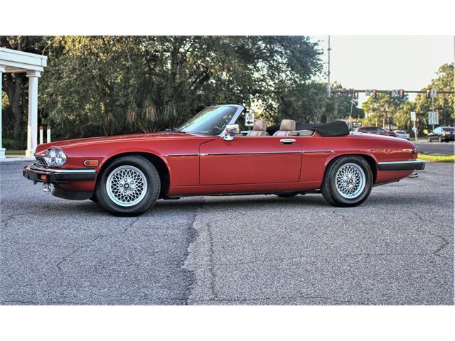1989 Jaguar XJSC (CC-1515929) for sale in sarasota, Florida