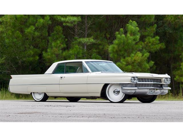 1964 Cadillac Coupe DeVille (CC-1515940) for sale in Eustis, Florida