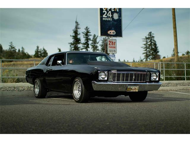 1972 Chevrolet Monte Carlo (CC-1515977) for sale in Kamloops, British Columbia