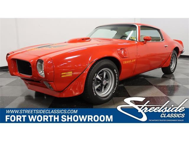 1973 Pontiac Firebird (CC-1515987) for sale in Ft Worth, Texas