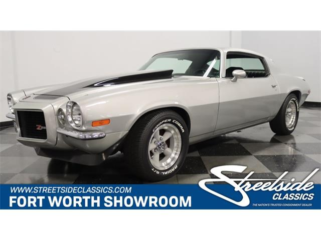 1971 Chevrolet Camaro (CC-1515993) for sale in Ft Worth, Texas