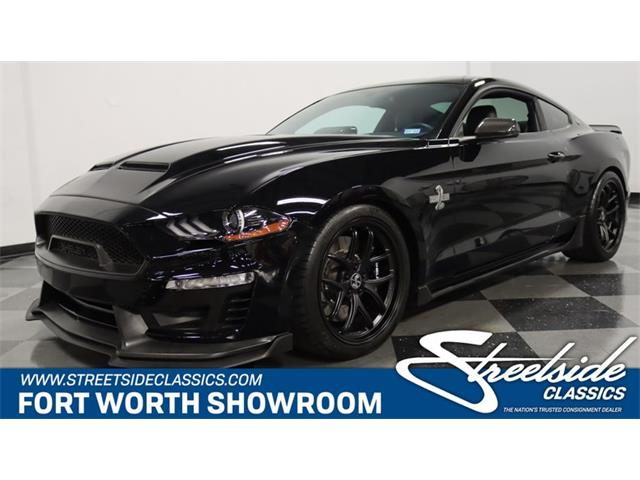 2018 Ford Mustang (CC-1515995) for sale in Ft Worth, Texas