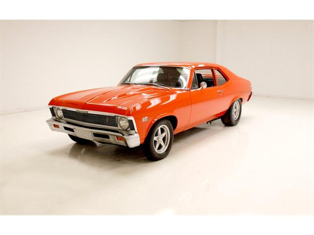 1968 Chevrolet Nova (CC-1515997) for sale in Morgantown, Pennsylvania