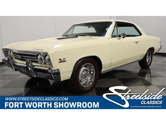 1967 Chevrolet Chevelle (CC-1515998) for sale in Ft Worth, Texas
