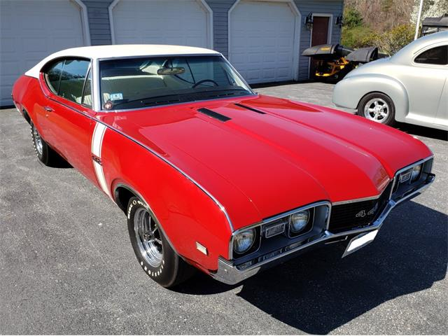 1968 Oldsmobile 442 (CC-1510060) for sale in Lake Hiawatha, New Jersey