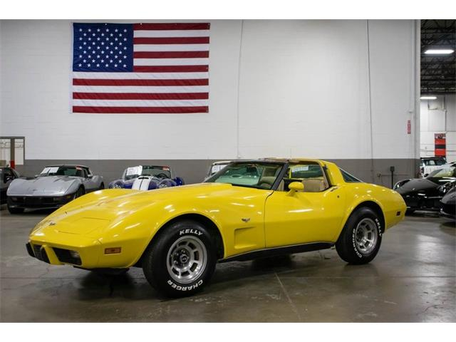 1979 Chevrolet Corvette (CC-1516001) for sale in Kentwood, Michigan