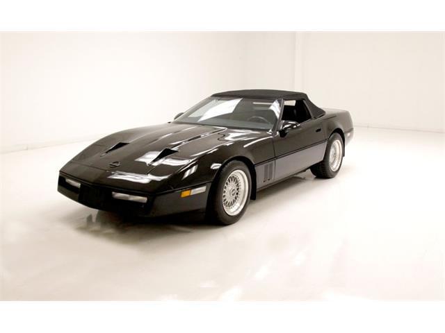 1987 Chevrolet Corvette (CC-1516003) for sale in Morgantown, Pennsylvania