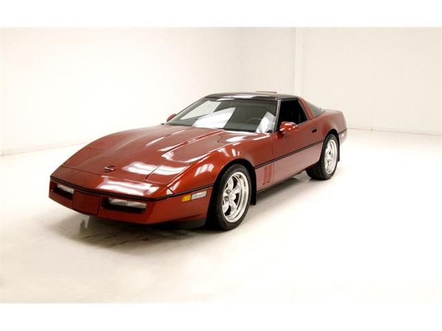 1987 Chevrolet Corvette (CC-1516006) for sale in Morgantown, Pennsylvania