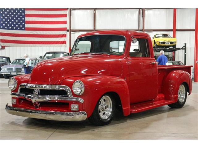 1953 Chevrolet 3100 (CC-1516008) for sale in Kentwood, Michigan
