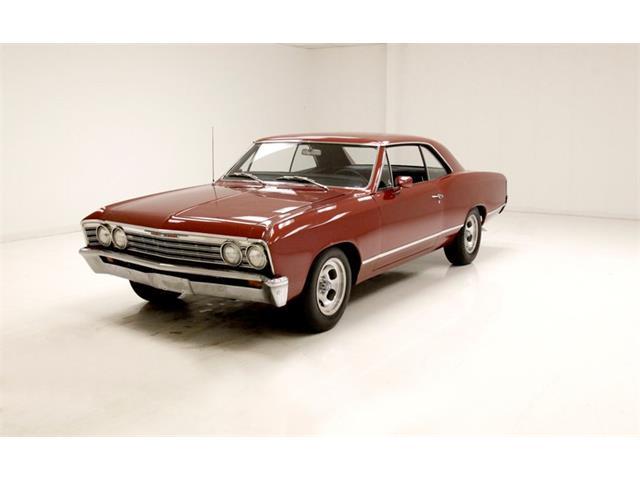 1967 Chevrolet Chevelle (CC-1516010) for sale in Morgantown, Pennsylvania