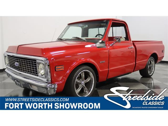 1972 Chevrolet C10 (CC-1516012) for sale in Ft Worth, Texas