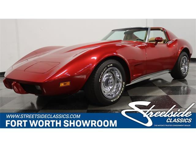 1975 Chevrolet Corvette (CC-1516013) for sale in Ft Worth, Texas