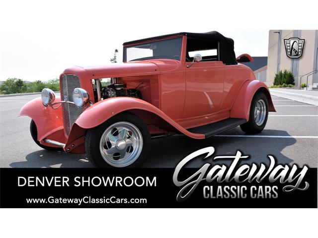1932 Ford Cabriolet (CC-1516020) for sale in O'Fallon, Illinois
