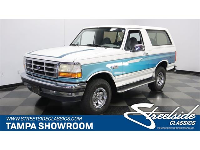 1995 Ford Bronco (CC-1516025) for sale in Lutz, Florida