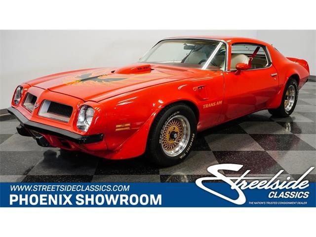 1974 Pontiac Firebird (CC-1516033) for sale in Mesa, Arizona