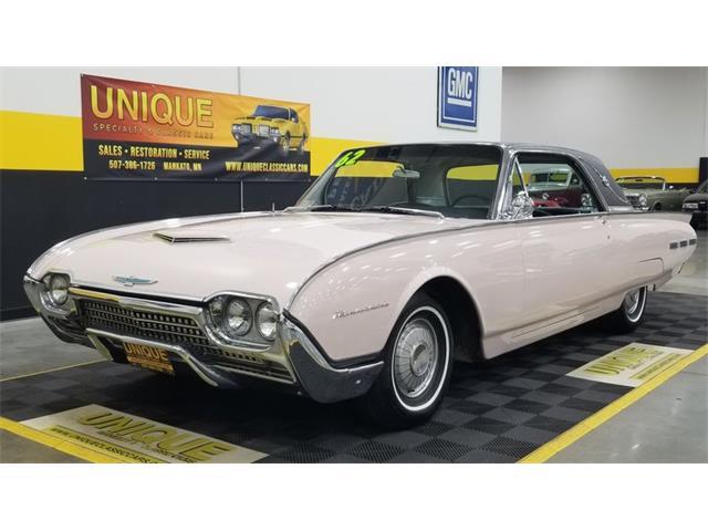 1962 Ford Thunderbird (CC-1516058) for sale in Mankato, Minnesota