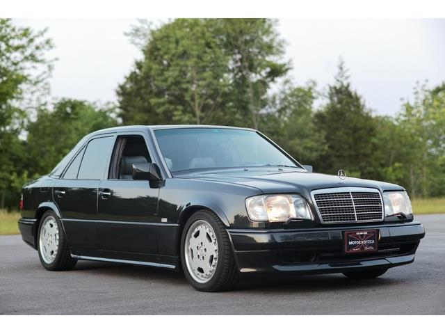 1993 Mercedes-Benz 400-Class (CC-1516063) for sale in St. Louis, Missouri