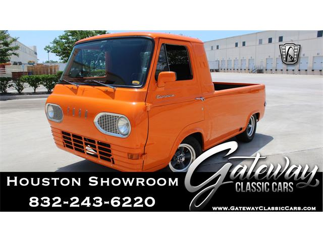 1961 Ford E100 (CC-1516072) for sale in O'Fallon, Illinois