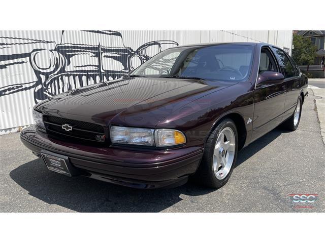 1996 Chevrolet Impala (CC-1516081) for sale in Fairfield, California