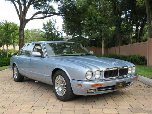 1997 Jaguar XJ6L (CC-1516088) for sale in Lakeland, Florida