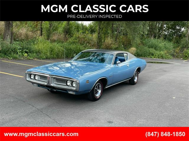 1971 Dodge Charger (CC-1516095) for sale in Addison, Illinois