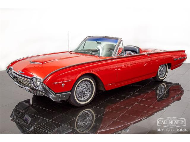 1962 Ford Thunderbird (CC-1516110) for sale in St. Louis, Missouri