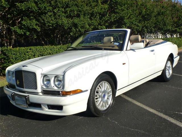 1998 Bentley Azure (CC-1516126) for sale in Arlington, Texas