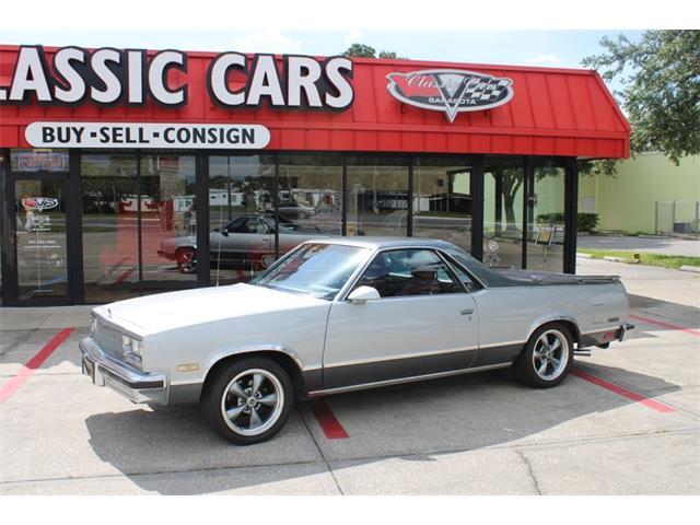 1986 Chevrolet El Camino (CC-1516132) for sale in Sarasota, Florida