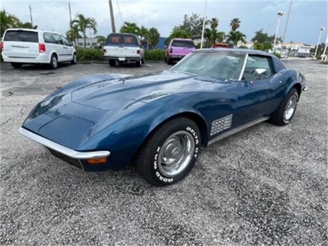 1972 Chevrolet Corvette (CC-1516139) for sale in Miami, Florida
