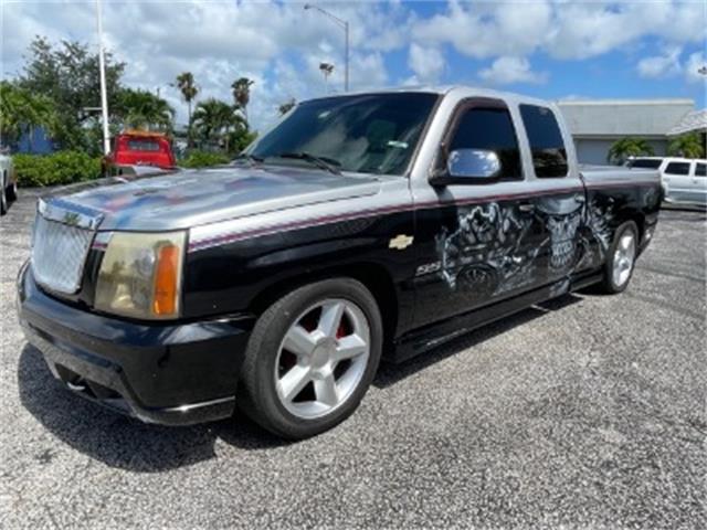 2002 Chevrolet Silverado (CC-1516140) for sale in Miami, Florida