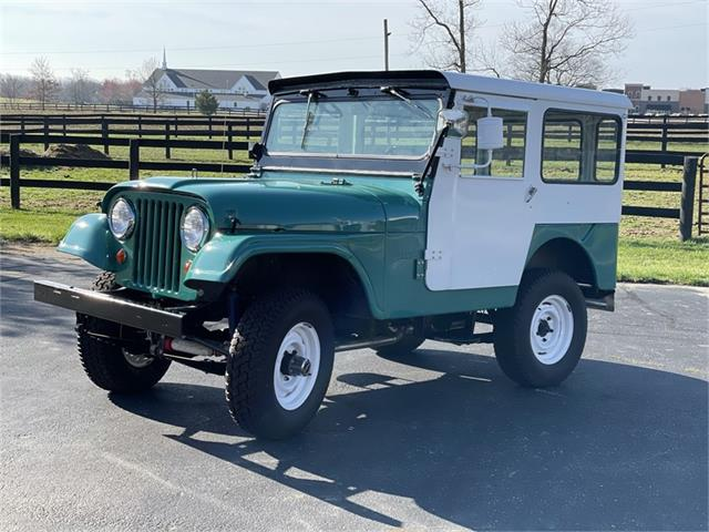 1968 Jeep CJ5 (CC-1516150) for sale in Noblesville, Indiana