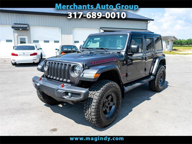 2018 Jeep Wrangler (CC-1516200) for sale in Cicero, Indiana